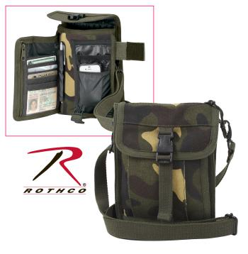 Rothco Canvas Travel Portfolio